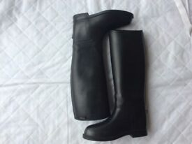 Toggi riding boots size 3 1/2