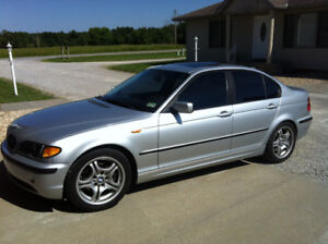 From Texas - Zero Winter - Fantastic 2002 BMW 325i M-Sports Pack