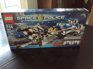 Lego space police hyper speed pursuit London Ontario image 1