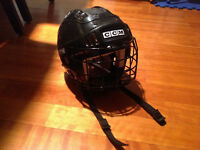 Helmet/ Casque for hockey