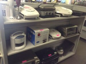 Reduced prices on select home appliances