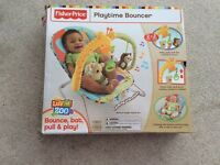 Fisher price playtime bouncer