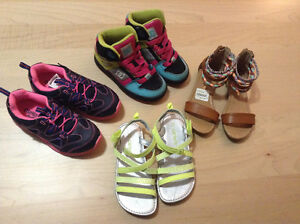Girls shoes size11