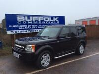 LAND ROVER DISCOVERY 3 - 2.7TD V6 - 7 SEATER