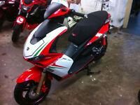 Neco GPX 50cc Scooter
