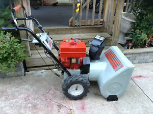 6hp snowblower