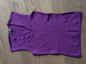 Jacob Purple Tank Top -Size Small Oakville / Halton Region Toronto (GTA) image 1