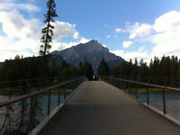 STUDY ENGLISH IN BANFF THIS SUMMER Starting May 19th