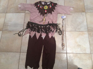 Native Themed Costume