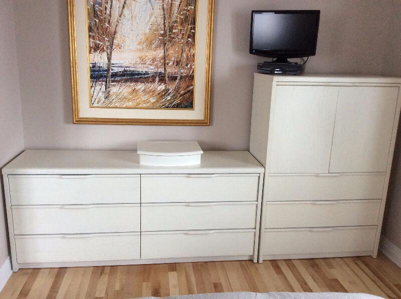 Meubles de chambre commodes armoires ville de qu bec for Kijiji repentigny meuble
