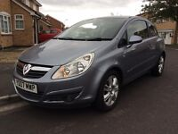 2007 VAUXHALL CORSA DESIGN 1.4 FSH 12MONTHS MOT ONLY DRIVEN 67K MILES AMAZING CAR £1875