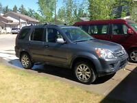 Reduced!! Must sell - 2006 Honda CR-V