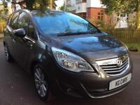 Vauxhall Meriva 1.4i 16v 2012 SE pan roof leather BUY FOR £26 PER WEEK