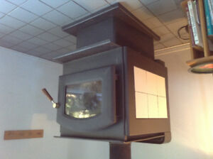 RSF Wood Stove