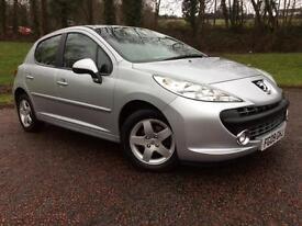 Peugeot 207 1.4HDI 70 Sport New Mot 3 Months Warranty £30 Tax