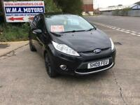 Ford Fiesta 1.4 2009MY Titanium **FINANCE AVAILABLE**