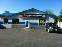 Full Time auto parts counter person earn up to $17 an hour