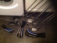 Golf clubs full set jack nicklaus