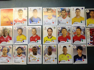 c9b482c9d47 Fifa World Cup 2018 Panini stickers
