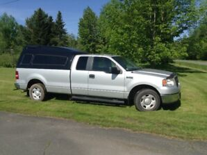 Camion  Ford F 150 XLT 2008