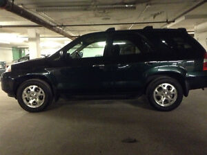 2001 Acura MDX AWD 7 passagers low km SUV, Crossover
