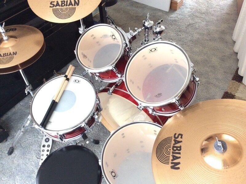 Drum craft Drum kit