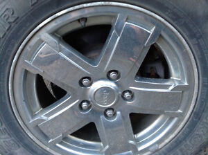 Want to buy Jeep rims