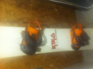 Planche a neige