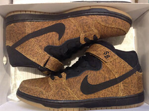RARE SAMPLE DS Nike SB Dunk Unreleased from 2014 size 11.5