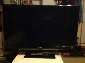 Defective Sony TV set