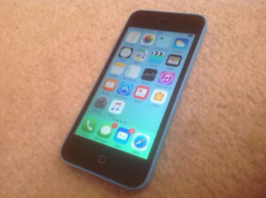iphone 5C 8gb (one with Telus/Koodo and one with Bell/Virgin)