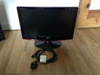 19 inch LG tv/monitor