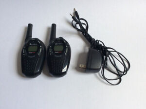 COBRA 2 Way Radio/ Walkie Talkie