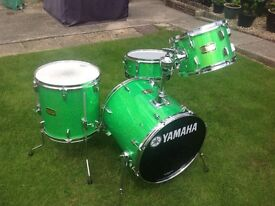 Yamaha Manu Katche hip gig drum kit