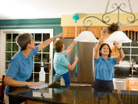 $16-$20 Full Time Maid/Housekeeper required Monday-Friday