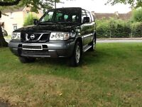 Nissan Terrano 2.7D - 55 plate, 83,000 miles,full service history
