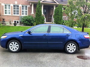 2007 Toyota Camry LE,Hybrid,Leather,Sunroof,Excellent condititio