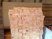 Very dry off cut wood