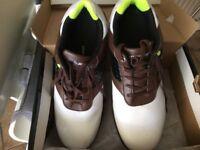 Dunlop golf shoes size 8