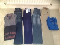Boys clothes 8-9 years excellent condition