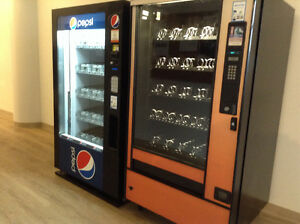 Vending locations for sale