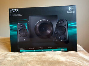 200W Logitech Computer Speakers