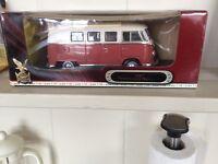Volkswagen microbus boxed 1962