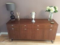 Lacquered John Lewis sideboard