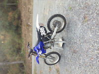 2013 yz125 excellent condition