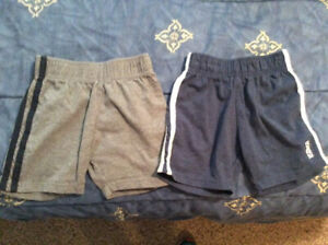 2pr of Boys Size 2 Oshkosh Shorts