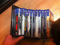 14 PS4 Games for trade 4 WII U Games or other PS4 games.