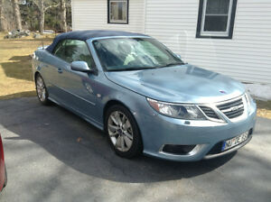 2009 Saab 9-3 Turbo Convertible