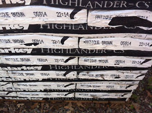 25 year High Wind Malarkey Highlander CS Architecture Shingle