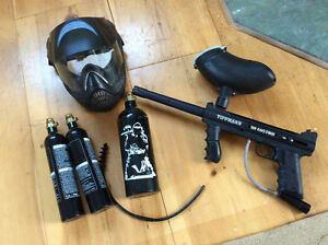 Tippmann Paintball kit